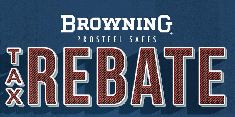 Rebate: Browning Tax Rebate