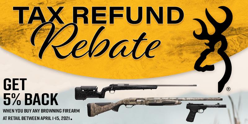 Rebate: Tax Refund Rebate