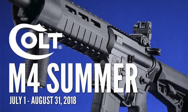 M4 Summer Rebate
