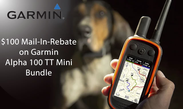 Dog Tracking Mail In Rebate