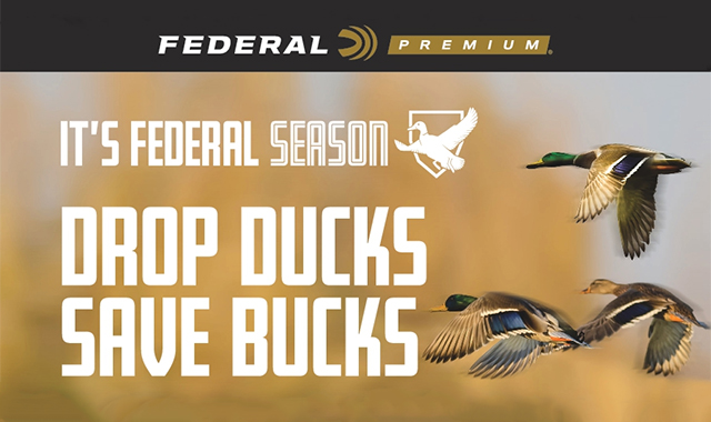 Rebate: Drop Ducks Save Bucks