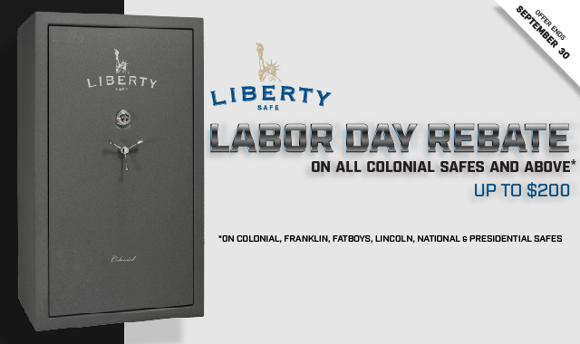 Rebate: Labor Day Rebate