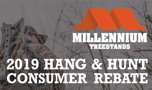 Rebate: 2019 Hang and Hunt