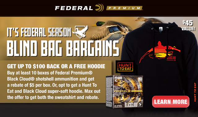 Rebate: Its Federal Season Blind Bag Bargains