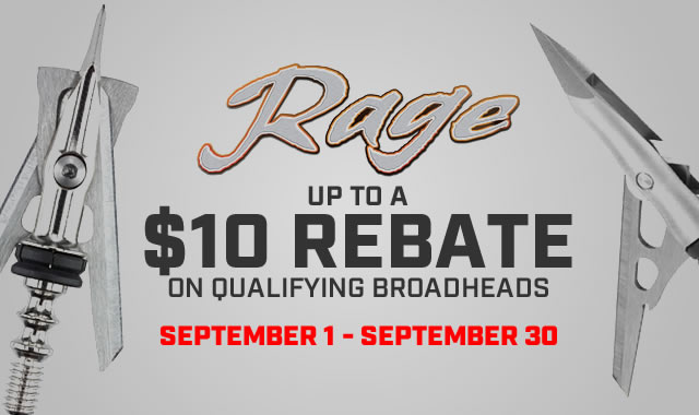 Rebate: Broadhead Rebate