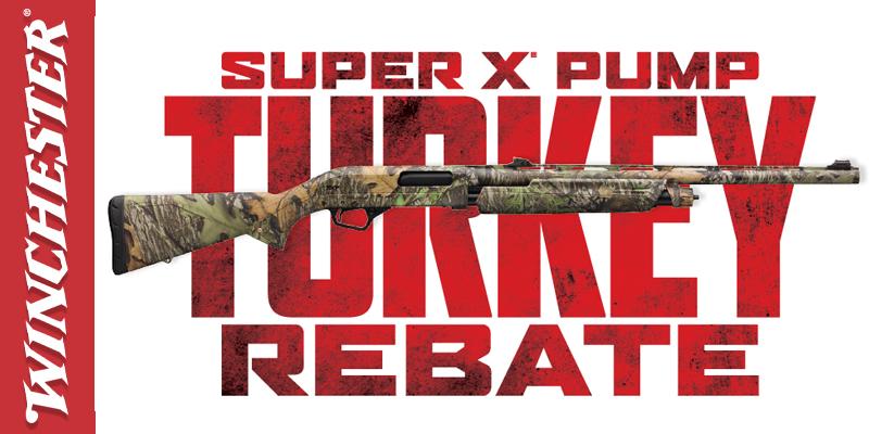 Super X Pump Turkey Rebate
