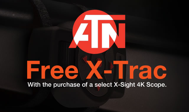 Rebate: Free X Trac