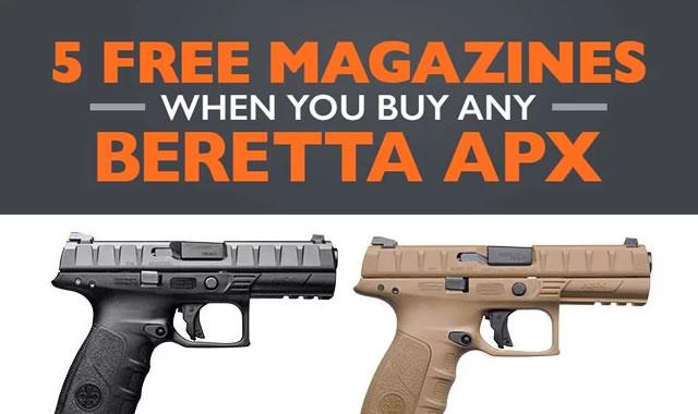 Rebate: 5 Free Magazines