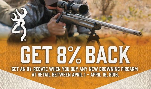 Get 8 Percent Back