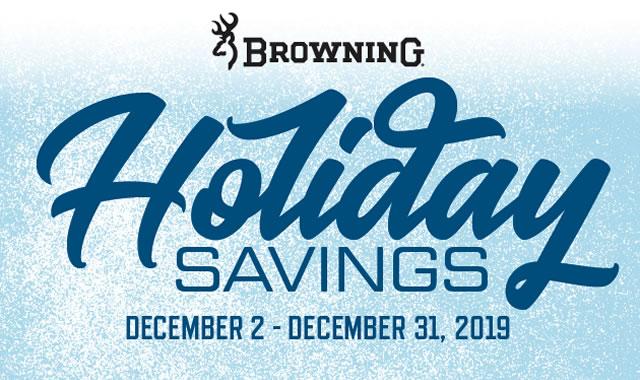 Rebate: Holiday Savings Rebate