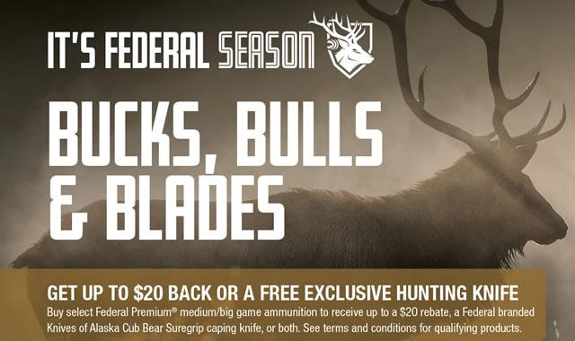 Bucks Bulls and Blades