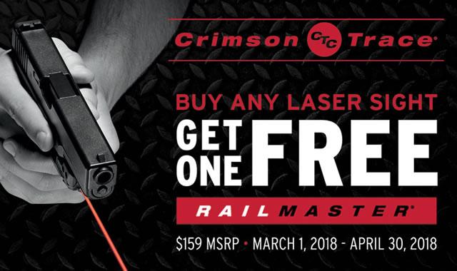 Rebate: Rail Master Promotion