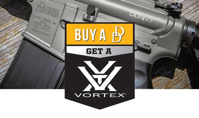 Rebate: Buy a DD Get a Vortex
