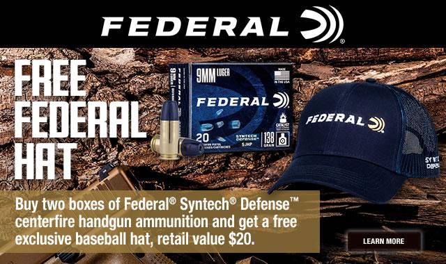Free Federal Hat