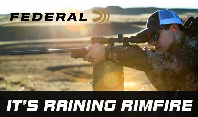 Rebate: Its Raining Rimfire