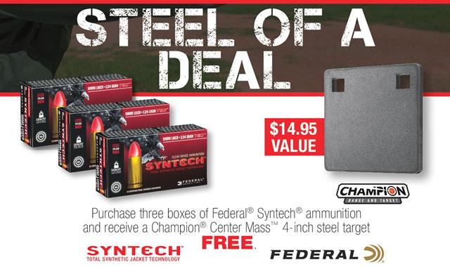 Rebate: Steel of a Deal Range Ready Savings