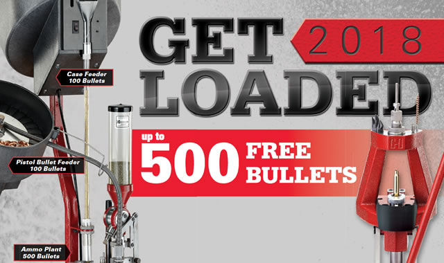 Rebate: Get Loaded 2018