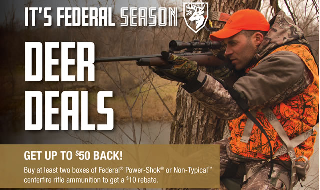 Rebate: Its Federal Season