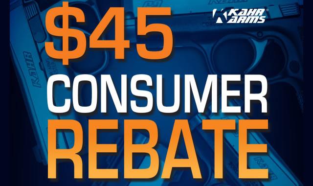 Consumer Rebate