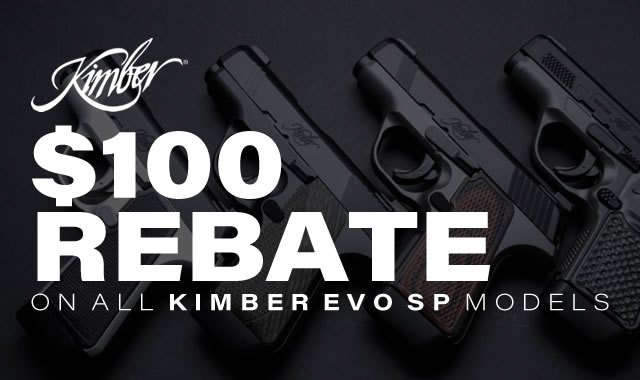 Rebate: EVO SP Rebate