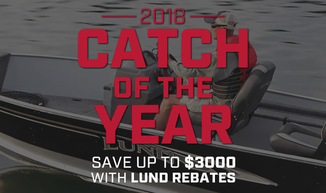 Rebate: 2018 Catch of the Year