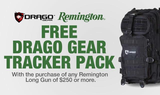 Rebate: Free Drago Gear Tracker Pack