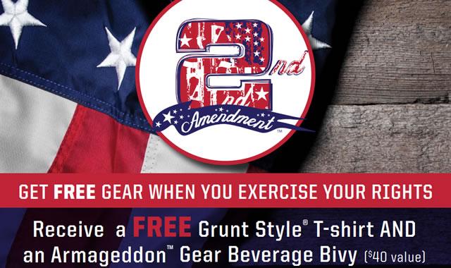 Free Gear Promo