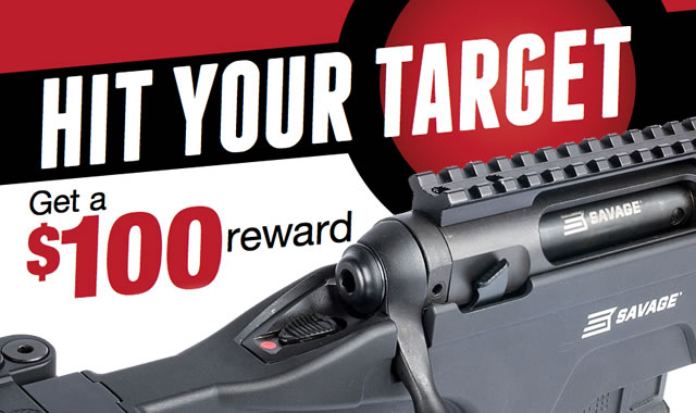 Hit Your Target Rebate
