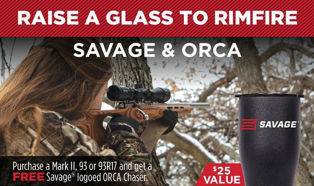 Rebate: Raise a Glass to Rimfire