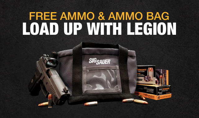 Rebate: Load up with Legion