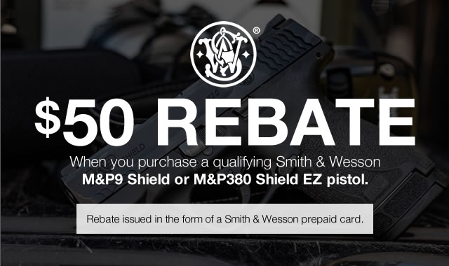 Rebate: Shield Rebate