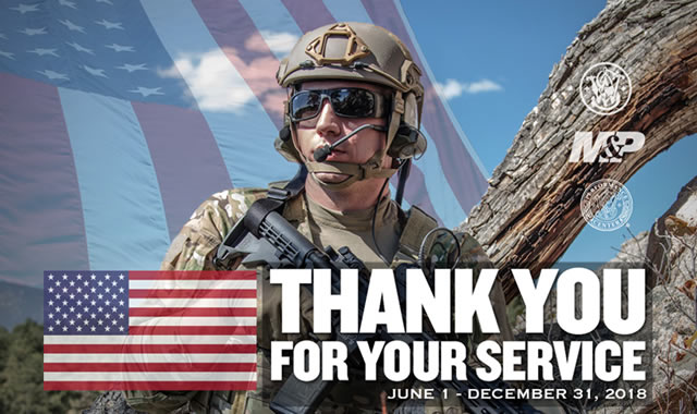 Rebate: Thank you for your Service Rebate