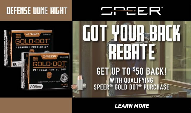 Rebate: Got your Back Rebate