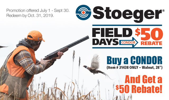 Rebate: Field Days Rebate
