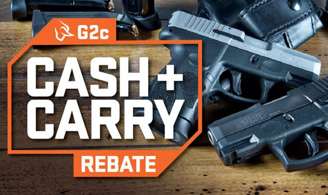 Rebate: Cash and Carry Rebate