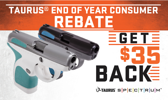 Rebate: Spectrum End of Year Consumer Rebate