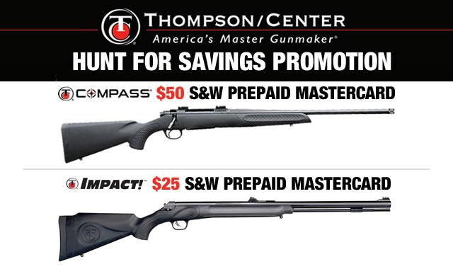 Rebate: Hunt For Savings Promotion