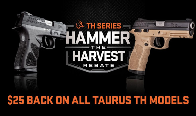 Hammer the Harvest Rebate