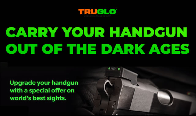 Rebate: Carry Your Handgun out of the Dark Ages
