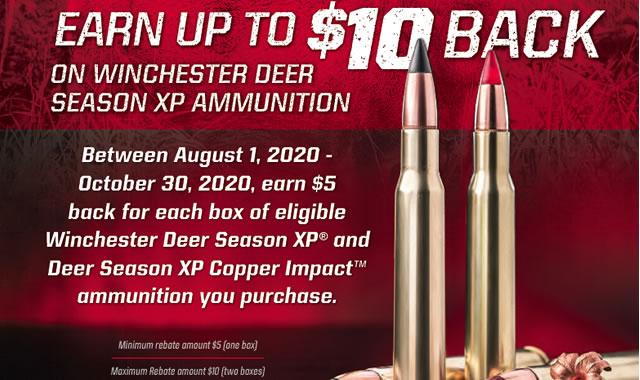 Deer Season XP Rebate