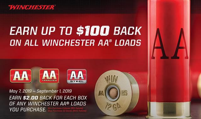 Rebate: AA Cash Back Rebate