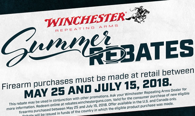 Summer Rebates