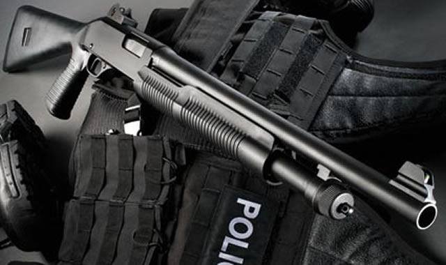 Savage Stevens 320 Shotgun
