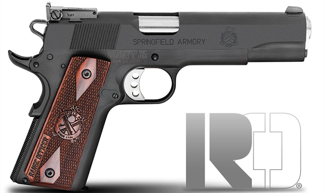 Springfield Armory Range Officer Series