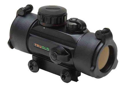 TRUGLO RED-DOT 30MM DUAL COLOR BLACK