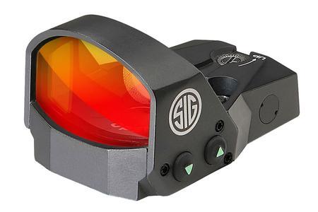 SIG SAUER ROMEO1 1X30 MM MINIATURE REFLEX SIGHT - 3 MOA (BLK)