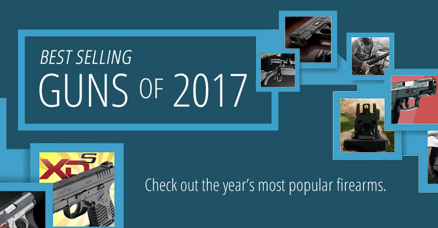Best Selling Guns of 2017 | Sportsman's Outdoor Superstore
