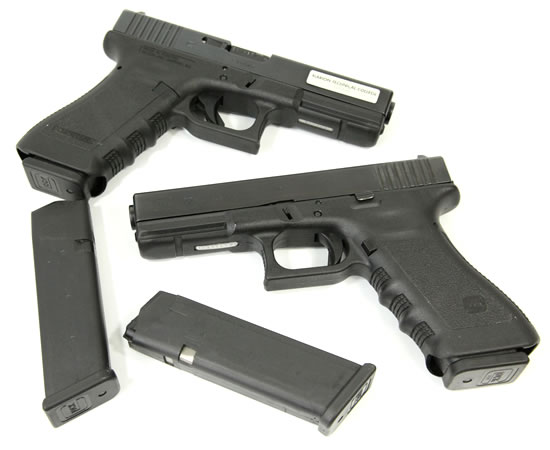 Glock-22-40SW-Police-Trade-Used-Firearms