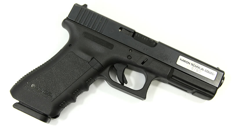 Glock-22-40SW-Police-Trade-Used-Firearms-Marion
