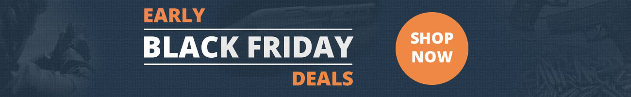 Black Friday Deals on Guns and Ammo 2017